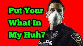 Cop Politely Asks Something He Shouldn't Ask...  So I Politely Ask Something I Shouldn't Ask