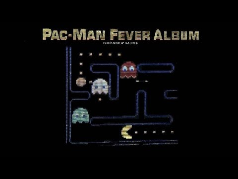 Pac-Man Fever Original Album (HQ Vinyl-rip) (1981)  - Buckner And Garcia
