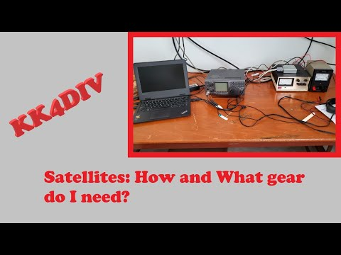 Ham Radio Satellites: How Do I Get Started And What Gear Do I Need?