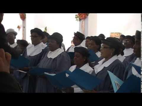 Chorale Premiere Eglise Baptiste de Port-au-prince :: Funerailles Sr Dorce Casimir