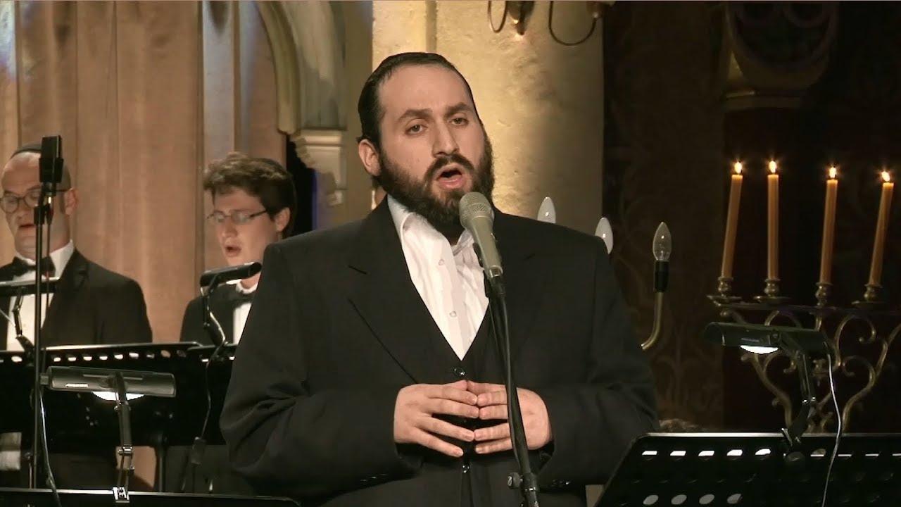 חזן שלמה סלצקי - ומפני חטאנו | Cantor Shlomo Seletski - Jewish Festival in Krakow