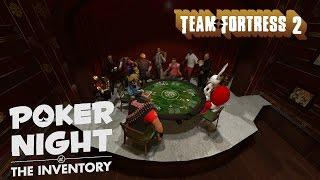 The TF2 Mercs' Poker Night at the Inventory