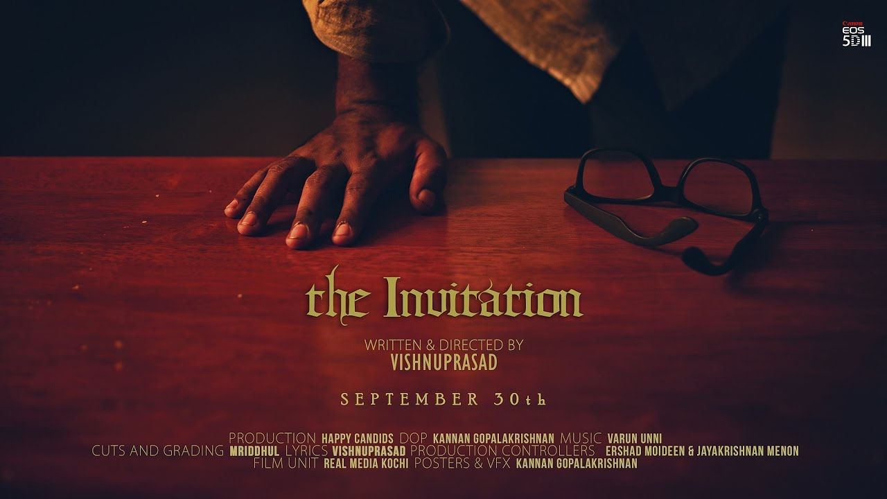 The invitation horror short film youtube the invitation horror short film stopboris Choice Image