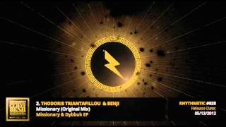 Thodoris Triantafillou & Benji - Missionary (Original Mix) 96kbps Audio.mp4