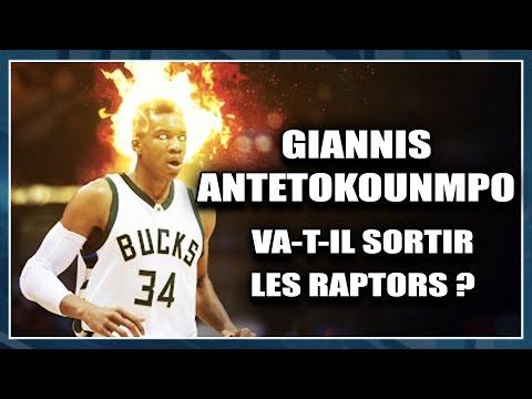 GIANNIS ANTETOKOUNMPO VA-T-IL SORTIR LES RAPTORS ? First Talk Playoffs NBA #22