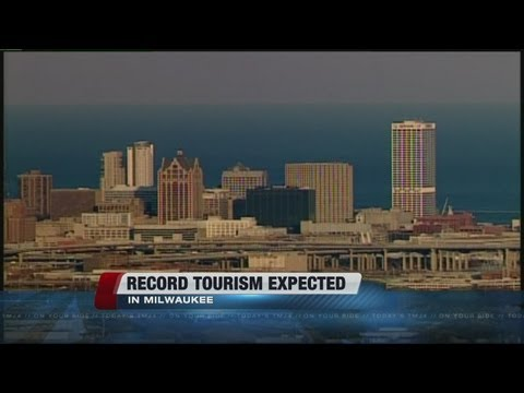 Report: Milwaukee group predicts city's best tourism year ever