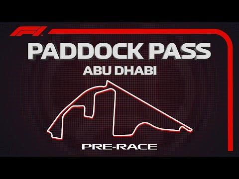 F1 Paddock Pass: Pre-Race At The 2019 Abu Dhabi Grand Prix
