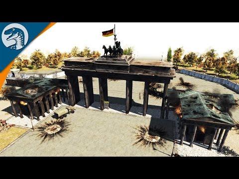 LATE WAR & COLD WAR BATTLES | Men of War: Assault Squad 2 | RobZ Realism & Global Escalation Mod