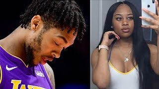 Brandon Ingram EXPOSED by SECOND Side Piece Who Shared Photo Of Her and The Lakers Baller IN BED