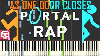 As One Door Closes - PORTAL RAP by JT Music