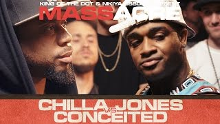 Chilla Jones vs Conceited