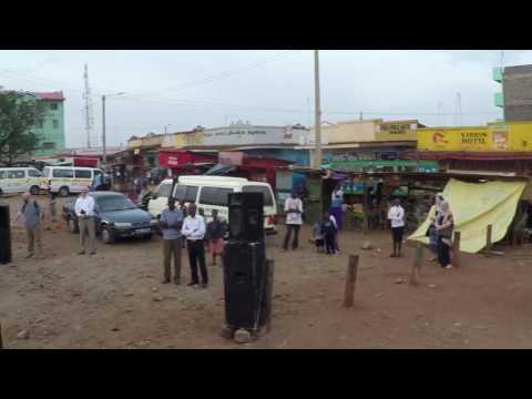 First Open-Air in Murang'a Kenya
