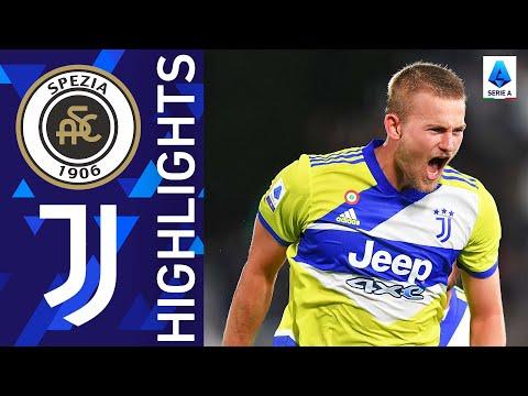 Spezia - Juventus 2:3