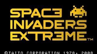 Nintendo DS Longplay [102] Space Invaders Extreme