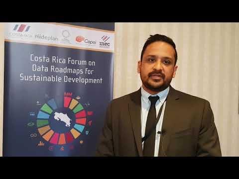 Aditya Agrawal, Global Partnership for Sustainable Development Data