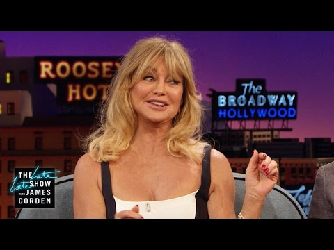 'Overboard' Interrupted Goldie Hawn & Kurt Russell's Lovemaking ...