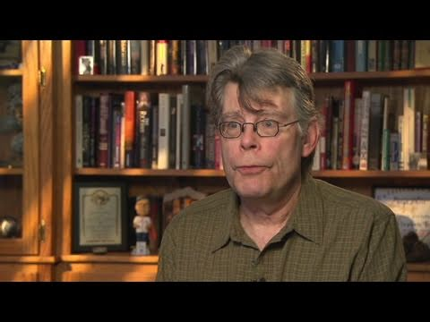 Stephen King: 'Writing is hypnosis'