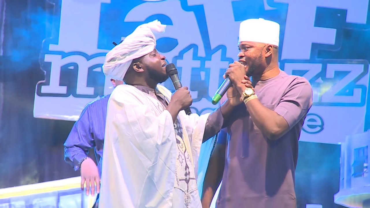 Download Best Of Alfa Ebenezer and Arowasi On Stage   Comedy