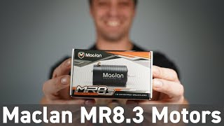 What's New: Maclan MR8.3 1/8 Brushless Motors