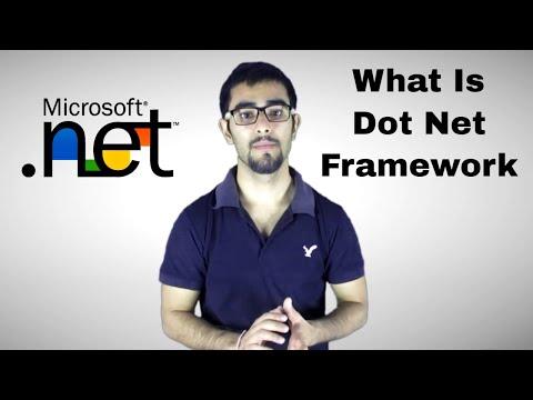 Understanding .dot Net Framework (Hindi)