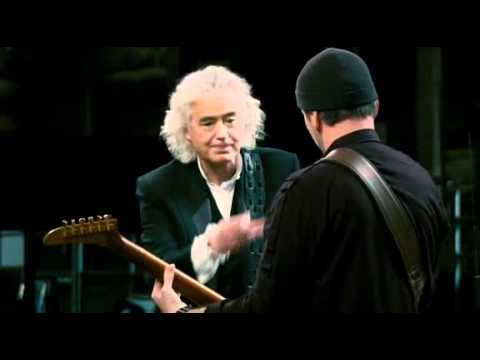I Will Follow - The Edge, Jimmy Page And Jack White