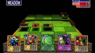 Yu-Gi-Oh! Forbidden Memories - Firewing Pegasus