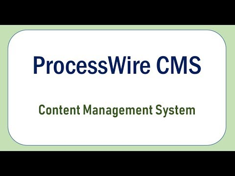 how to install #processwire centos 7 (CMS)