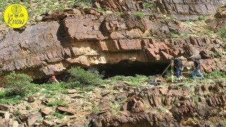 A Man Took A Pee In The Mountains – Then Stumbled Upon A 49,000 Year Old Archaeological Wonder