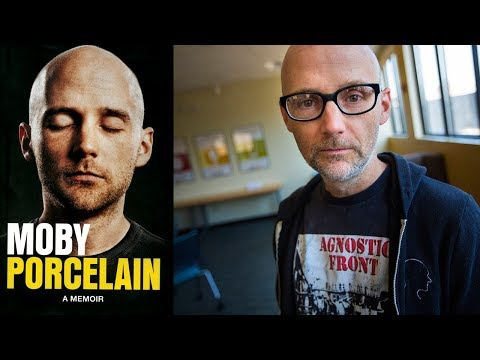 Moby on Porcelain: A Memoir at 2018 L.A. Times Festival of Books