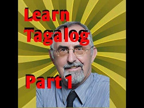 Learn Tagalog Part 60 YouTube Classy Taga Nug Youtube