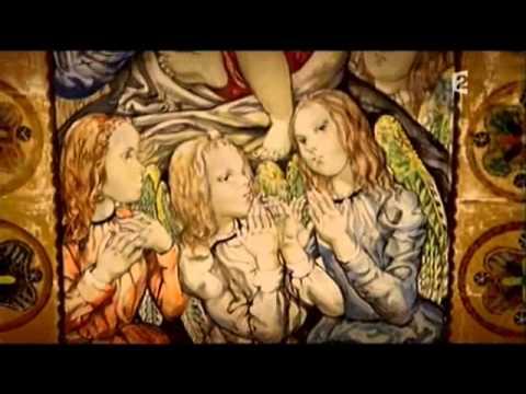Léonard Foujita La vierge à l'enfant Clip44