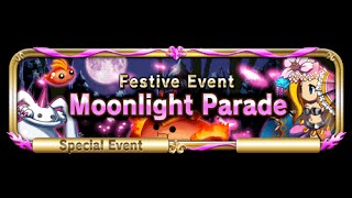 Brave Frontier: Moonlight Parade Level 3!!!