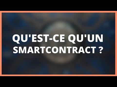 [ 2 - Formation Cryptos ]  Qu'est-ce qu'un Smart Contract ?