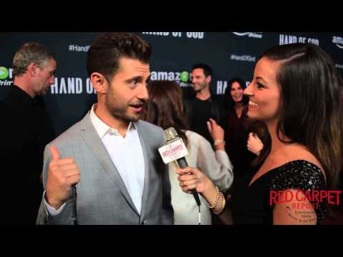 Julian Morris at the Premiere of Amazon's