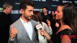 "Julian Morris at the Premiere of Amazon's ""Hand of God"" #HandofGod #AmazonPrime"