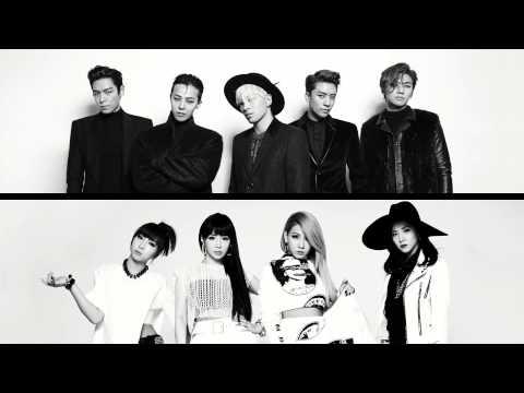 BIGBANG & 2NE1 - Loser (Come Back Home[Unplugged] Remix)