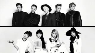 BIGBANG & 2NE1 - Loser (Come Back Home[Unplugged] Remix)