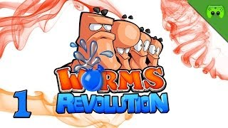 WORMS REVOLUTION # 1 - Auf ins Gewurme «» Let