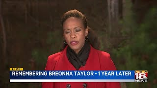 Remembering Breonna Taylor One Year After Her Death