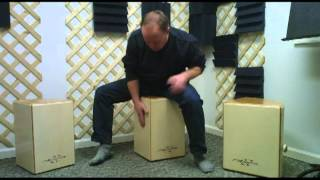 Intro To Modern Beats - Box Drum Cajon - MeZuZah