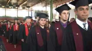 Acto Académico Universidad Bicentenaria de Aragua 26/10/2012