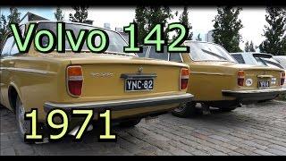 1971 Volvo 142 Vs Volvo 144- Old Classic Car