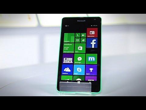 Ausgepackt und ausprobiert: Microsoft Lumia 535
