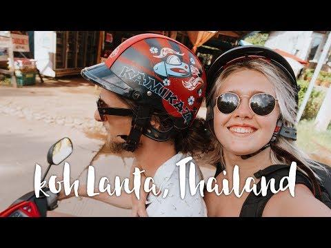 Koh Lanta, Thailand | VLOG 6