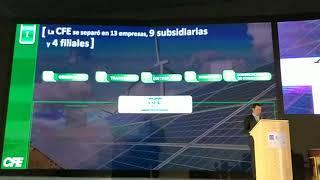 La CFE y la Reforma Energética