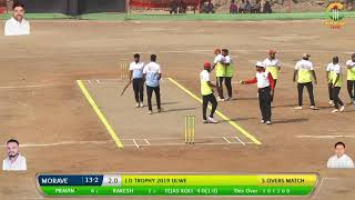 GHAVAN VS MORAVE || J.D TROPHY 2019 ULWE DAY 3