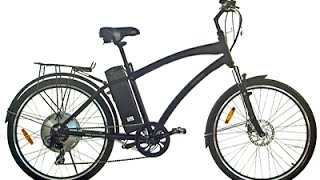 Are Electric bikes a wise choice? Electric bicycle review