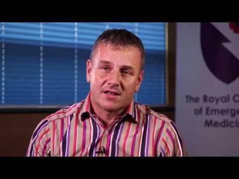 Dr Gareth Davies: Cutting Edge Advances in Major Trauma Care 2015