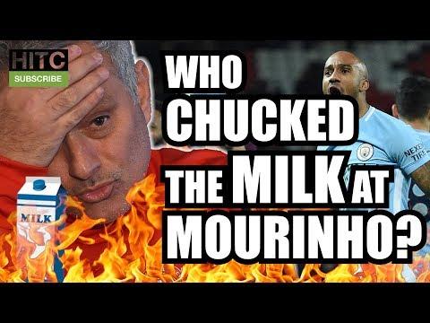 Who Chucked Milk At Mourinho? | Irish Guy's Football Rant