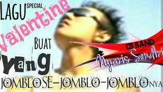 NYARIS SENDIRI - CB BAND ( Lagu Valentine buat Jomblo )